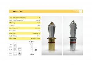 Crystal 8-L