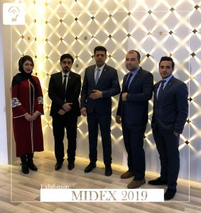 نمایشگاه MIDEX EXHIBITION 2019