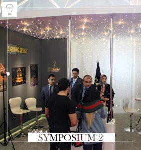 نمایشگاه ARCHITECTURAL SYMPOSIUM 2018