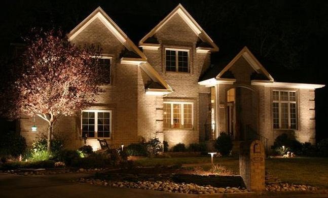 اصول نورپردازي ساختمان