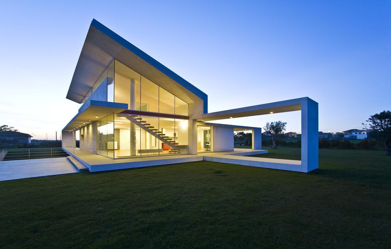 نورپردازي و روشنايي در معماري مدرن