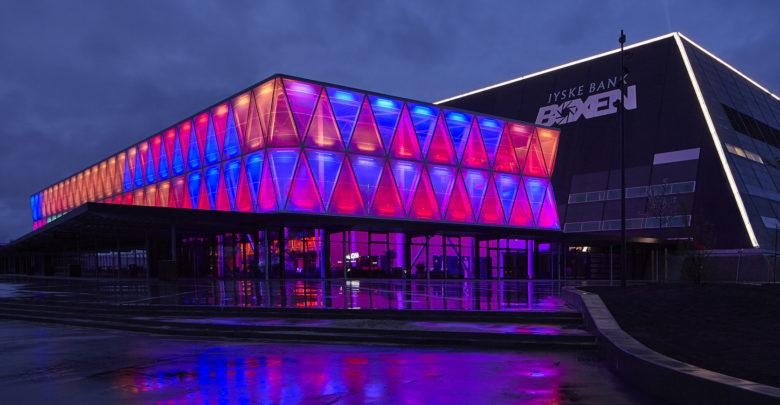 آشنایی با اصول نورپردازی نمای ساختمان